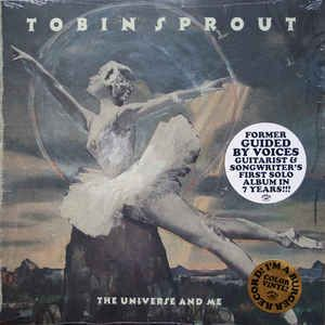 Tobin Sprout The Universe And Me Colored Vinyl