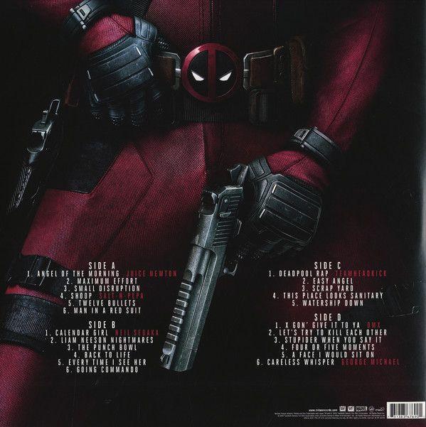 Tom Holkenborg & Junkie XL - Deadpool (Original Motion Picture Soundtrack)
