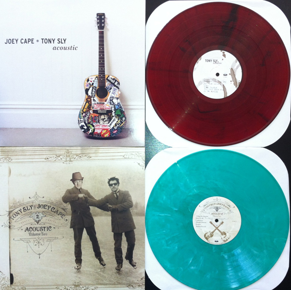 Tony Sly & Joey Cape - Acoustic Volume Two