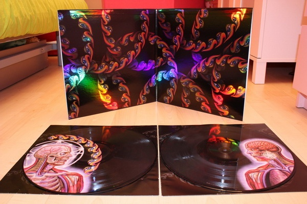 Tool Lateralus Colored Vinyl