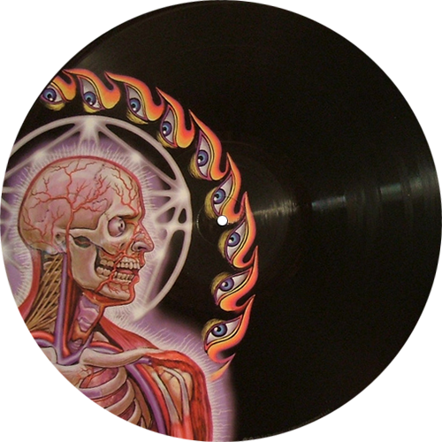 Colored Vinyl Records Tool Lateralus
