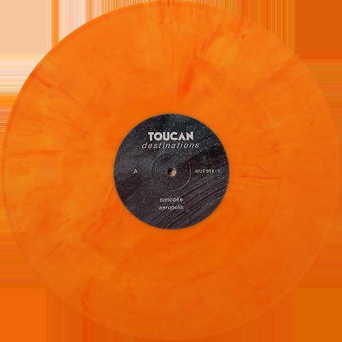 Toucan -Destinations