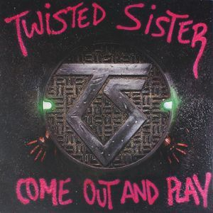 Twisted Sister Come Out And Play Colored Vinyl