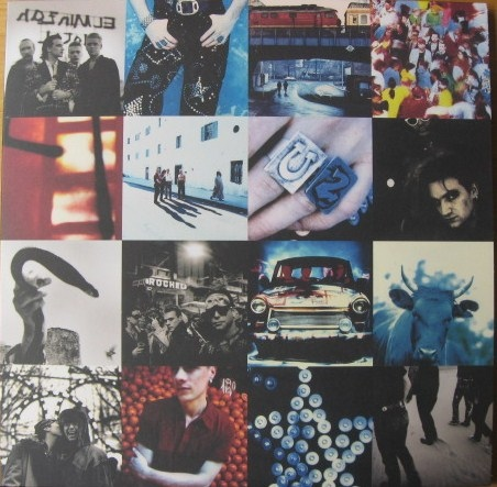 U2 -Achtung Baby
