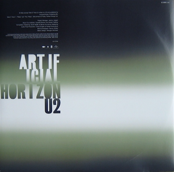 U2 - Artificial Horizon