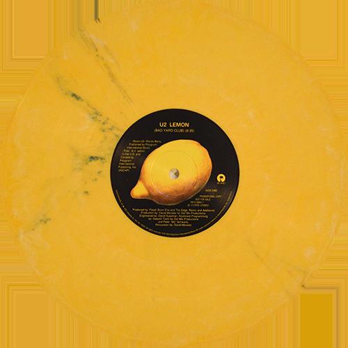 U2 -Lemon
