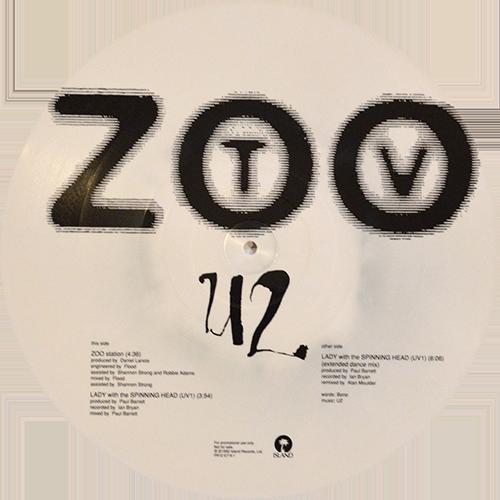 U2 -Zoo Station