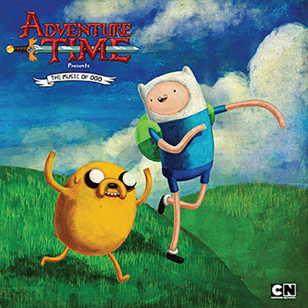 Various Adventure Time Presents The Music Of Ooo