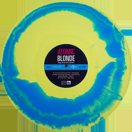 Various - Atomic Blonde - Original Motion Picture Soundtrack