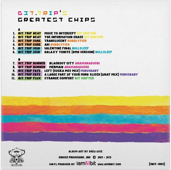 Various - BIT.TRIP's Greatest Chips