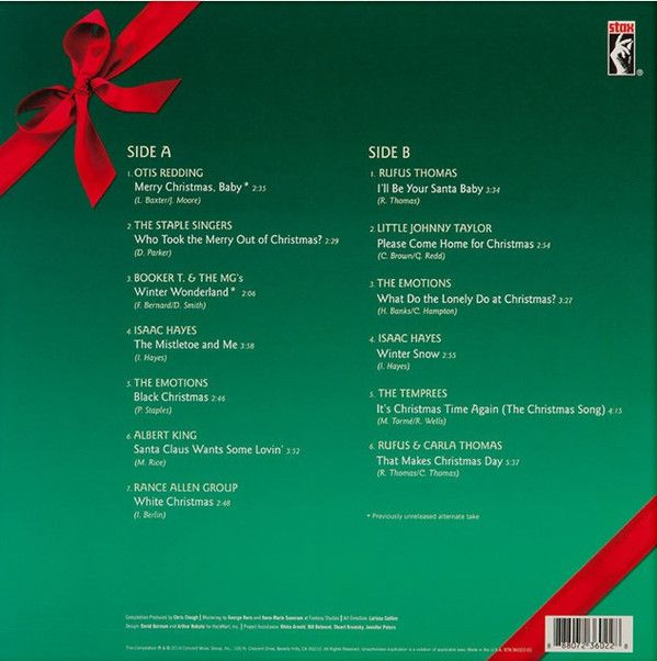 Various -Christmas In Soulsville