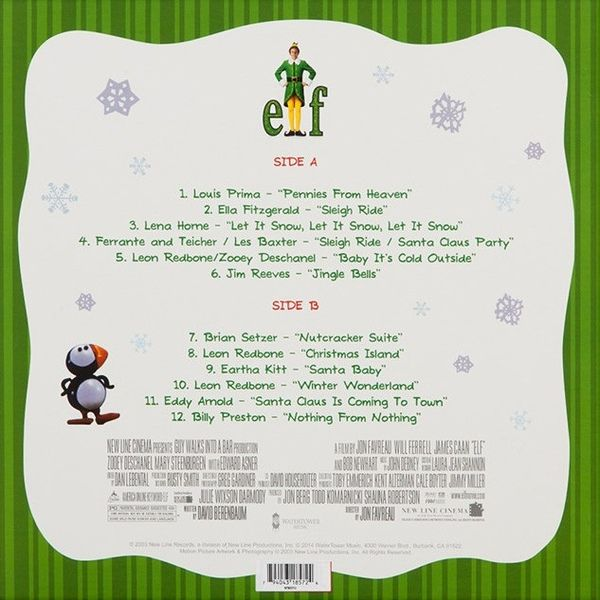 Various - Elf (Music From The Major Motion Picture)