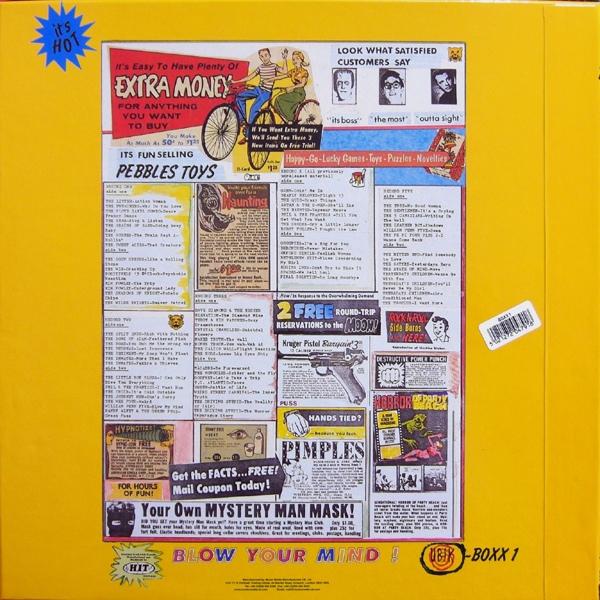 Various - Pebbles Box