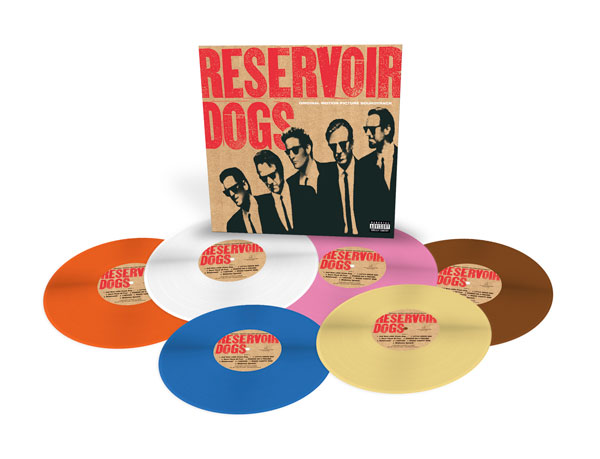 Various - Reservoir Dogs (Original Motion Picture Soundtrack)