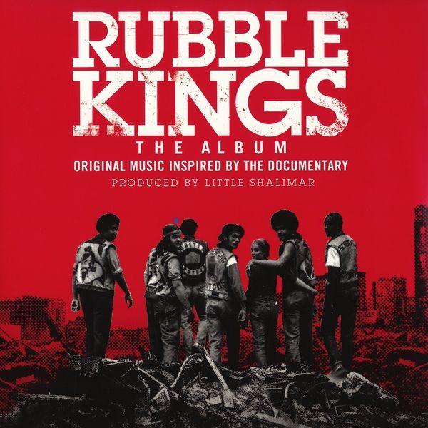 Various Rubble Kings The Album Colored Vinyl