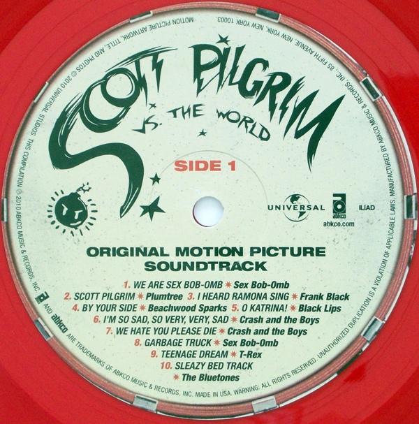 Scott Pilgrim Vs. The World (Original Motion Picture ...