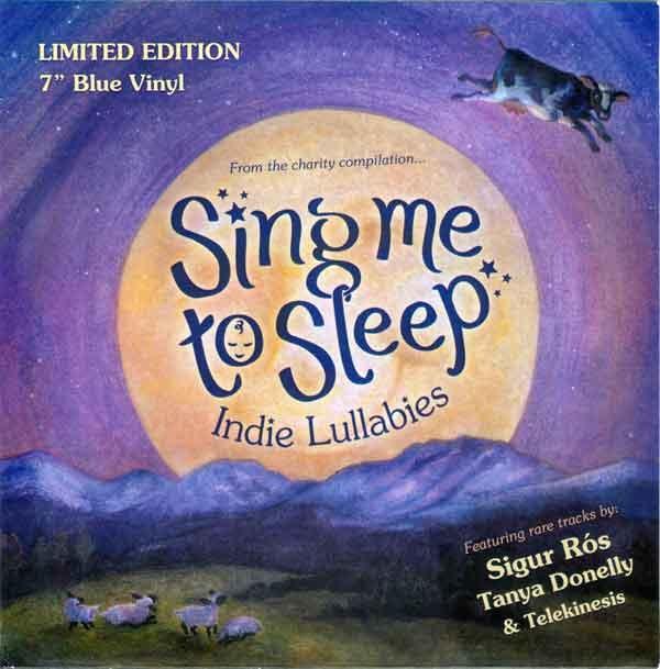 Various Sing Me To Sleep Indie Lullabies Colored Vinyl