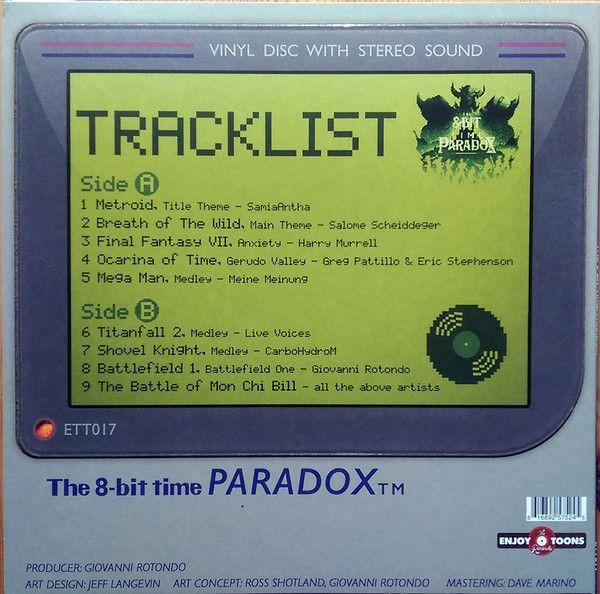 Various - The 8-Bit Time Paradox