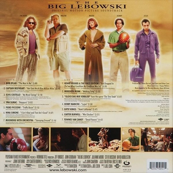 Various - The Big Lebowski (Original Motion Picture Soundtrack)