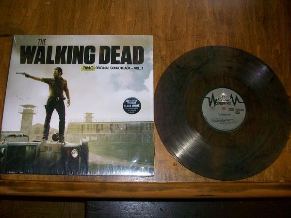 Various The Walking Dead Amc Original Soundtrack Vol
