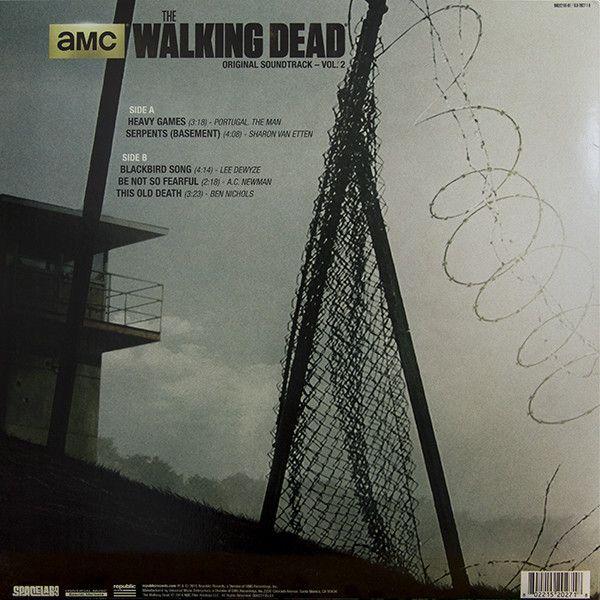 Various The Walking Dead Original Soundtrack Vol 2