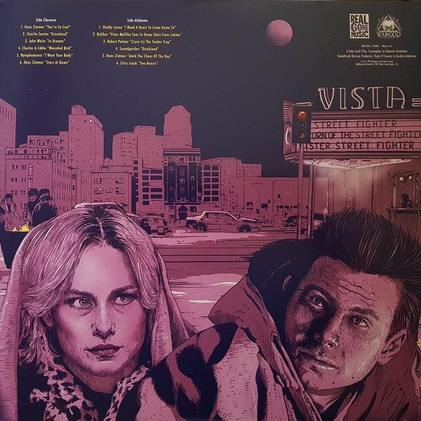 Various - True Romance (Original Motion Picture Soundtrack)