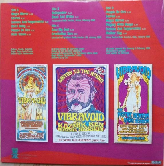 Vibravoid - Mindbenders The Radio Sessions