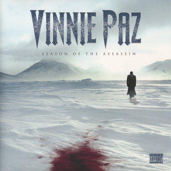 Vinnie Paz Season Of The Assassin Colored Vinyl