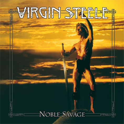 Virgin Steele Noble Savage Colored Vinyl