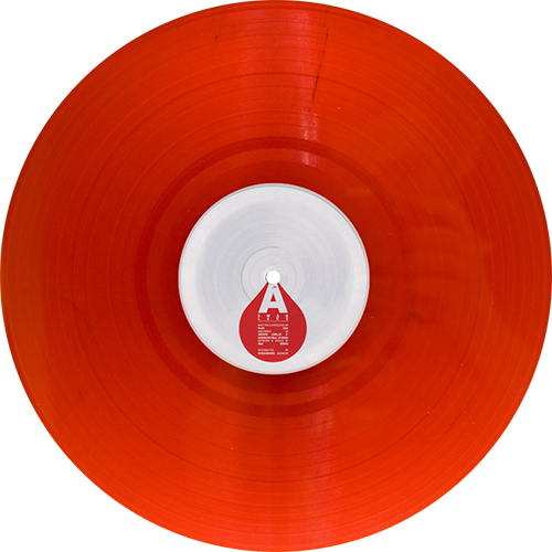 Vlad Caia Swan Lake Colored Vinyl