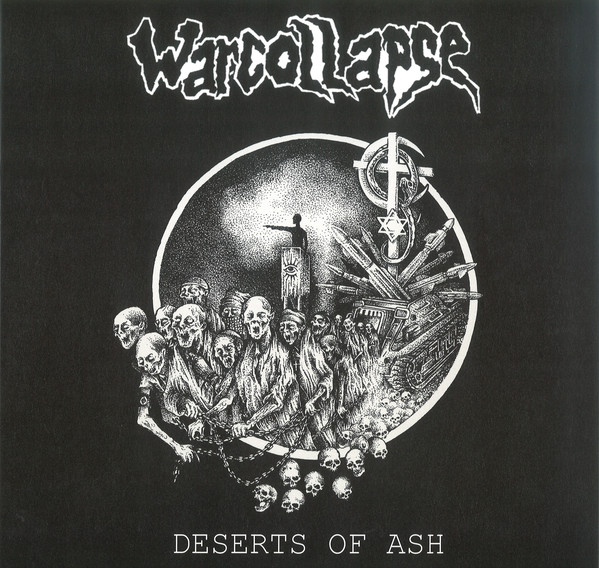 Warcollapse -Deserts Of Ash