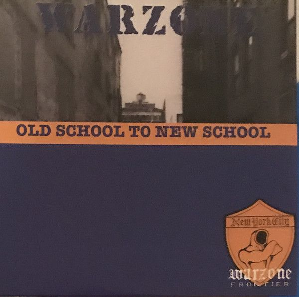 Warzone  -Old School To New School