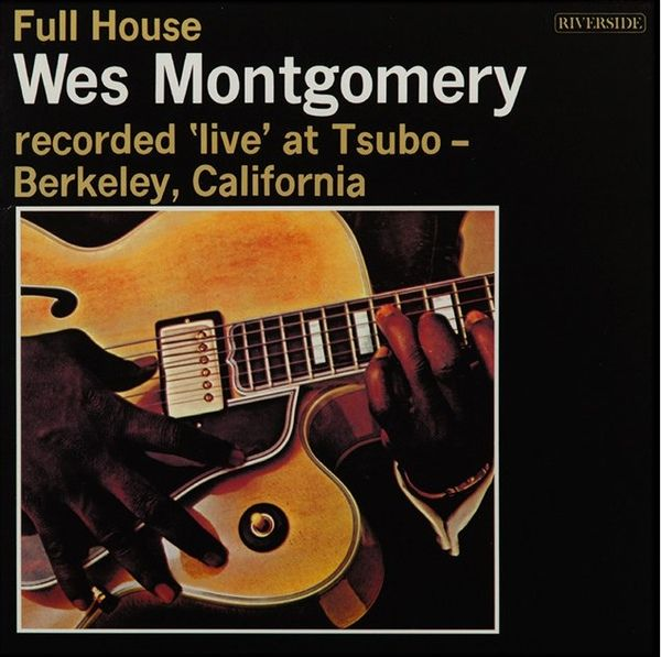 Wes Montgomery Full House Colored Vinyl