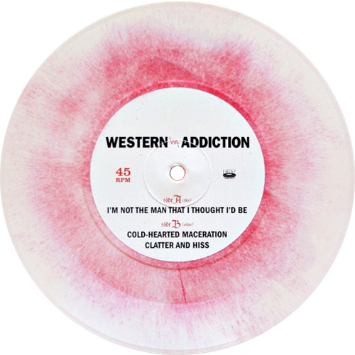Western Addiction -I'm Not The Man That I Thought I'd Be