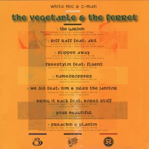 White Mic & Z-Man -The Vegetable And The Ferret