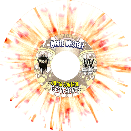 White Mystery - Outta Control EP