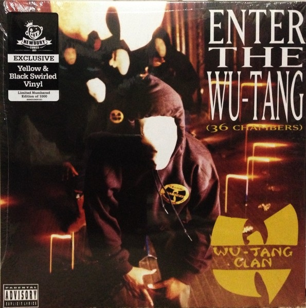 Wu Tang Clan Enter The Wu Tang 36 Chambers Colored Vinyl