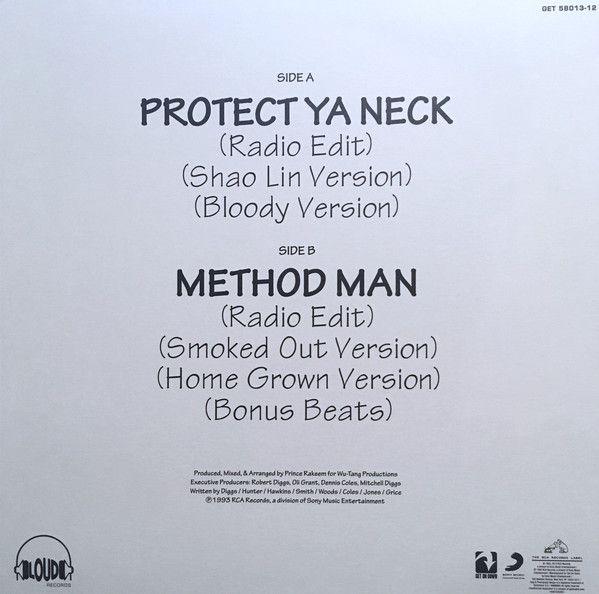 Wu-Tang Clan -Protect Ya Neck