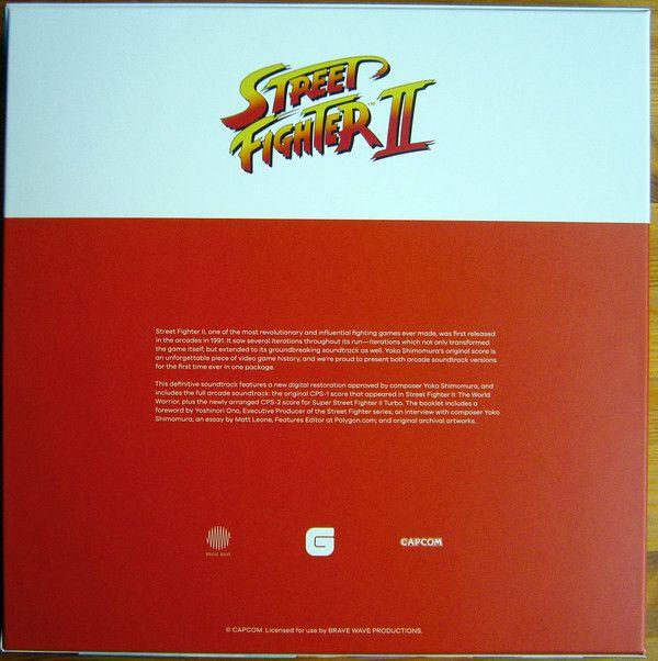 Yoko Shimomura & Isao Abe - Street Fighter II The Definitive Soundtrack