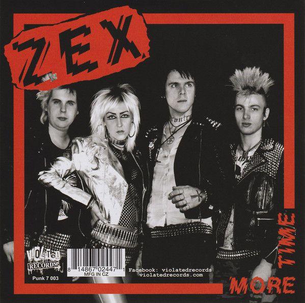 Zex  - No Sanctuary