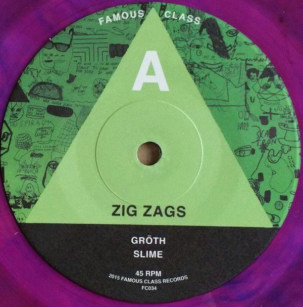 Zig Zags - Slime EP