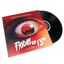 Harry Manfredini - Friday The 13Th - 1980 Original Score