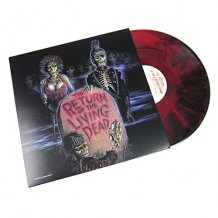 Real Gone Music - The Return Of The Living Dead Soundtrack