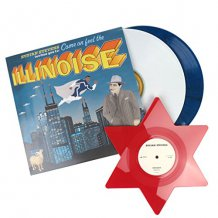 Sufjan Stevens - Illinois - Special 10Th Anniversary Blue Marvel Edition
