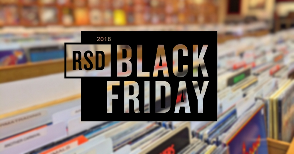 Record Store Day Black Friday 2018 full list announced cover