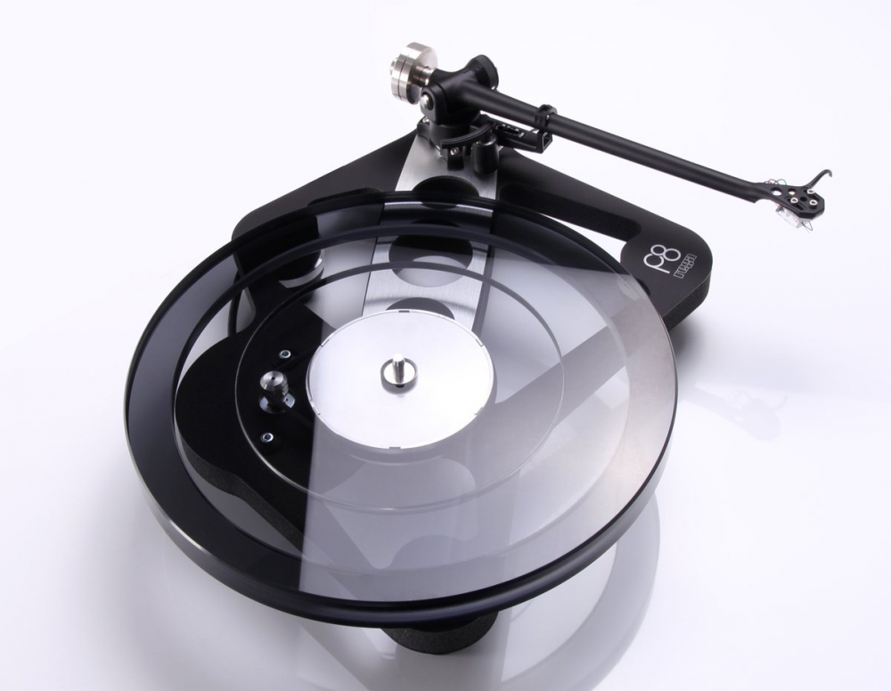 Rega announces new Planar 8 turntable, inspired by its high-end Naiad model