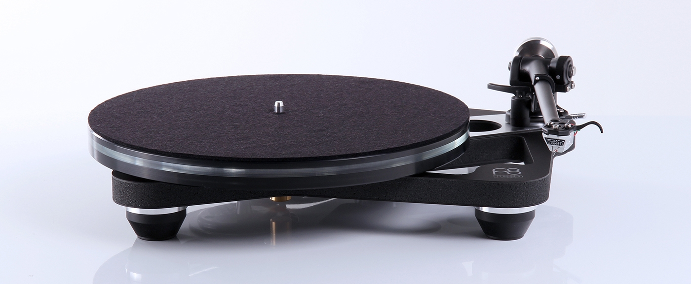 Rega Announces New Planar 8 Turntable, Inspired by its Naiad