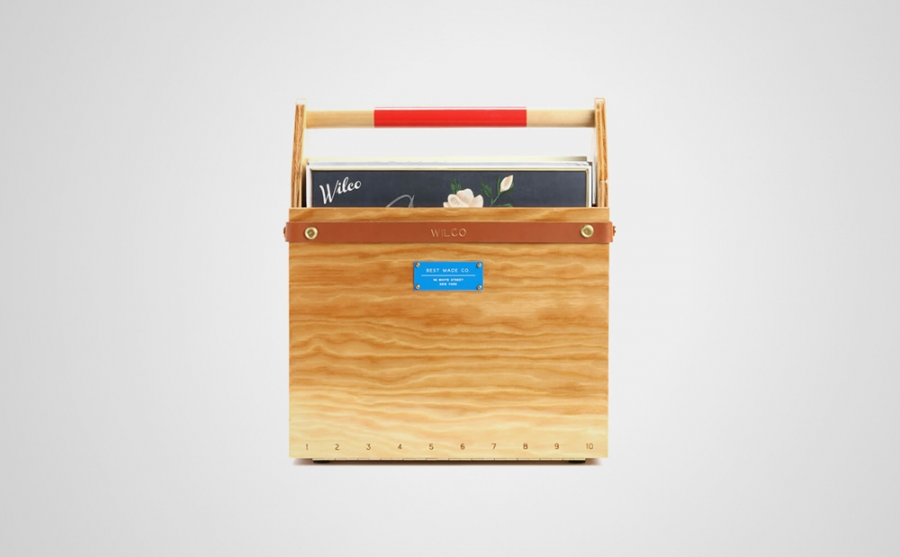 Wilco announce limited edition vinyl 'toolbox' boxset