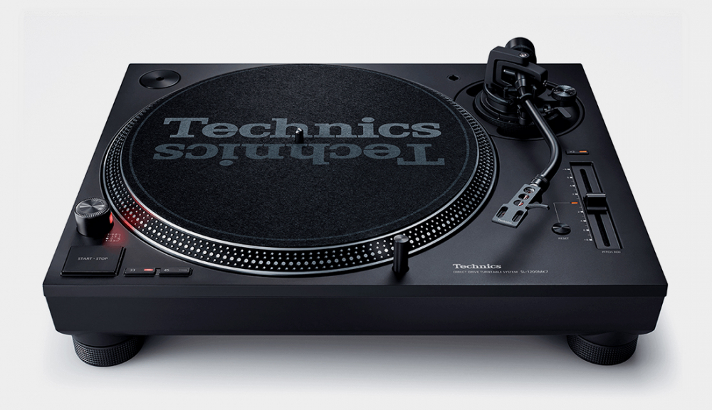 Technics unveils new SL-1200 MK7 and SL-1500C turntables cover