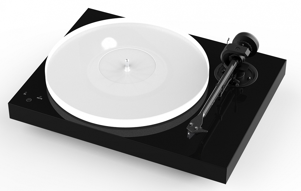 New Pro-Ject X1 affordable audiophile turntable